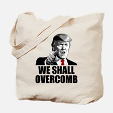 We Shall Overcomb Tote Bag