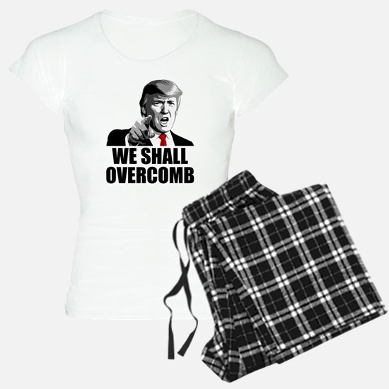 We Shall Overcomb Pajamas