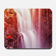 Colorfull waterfall Mousepad
