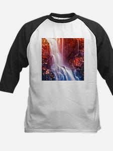 Colorfull waterfall Tee
