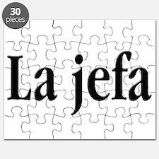 La jefa Puzzle