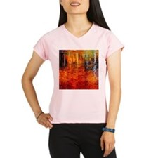 Color on water Performance Dry T-Shirt
