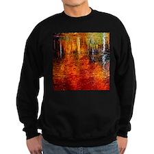 Color on water Sweatshirt