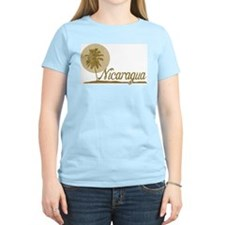 Palm Tree Nicaragua T-Shirt