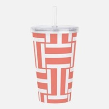 Melon T Weave Acrylic Double-wall Tumbler
