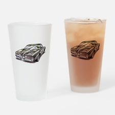 Buick Riviera Drinking Glass