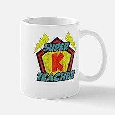 Super Kindergarten Teacher Mug