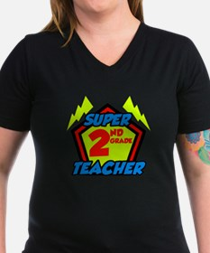 Super Second Grade Tea Shirt