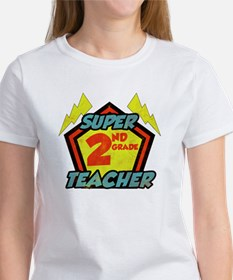 Super Second Grade Teacher Women's T-Shirt