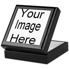 Add your own picture Keepsake Box