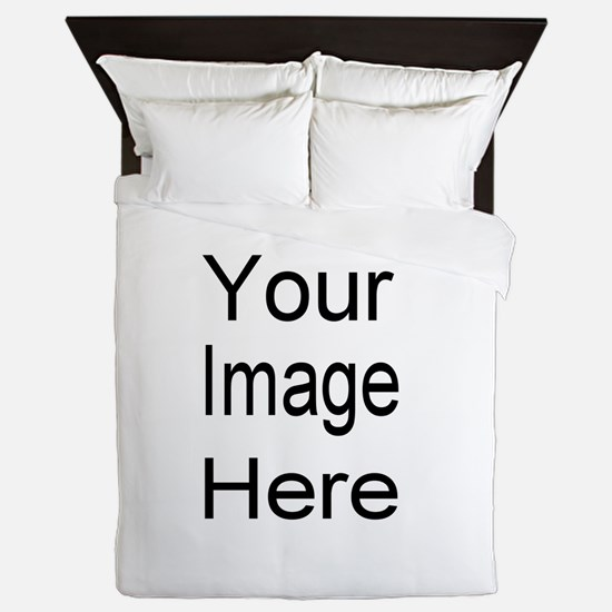 Add your own picture Queen Duvet
