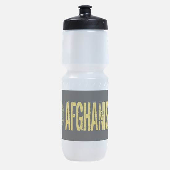 U.S. Army: Afghanistan Sports Bottle
