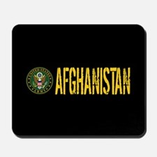 U.S. Army: Afghanistan Mousepad