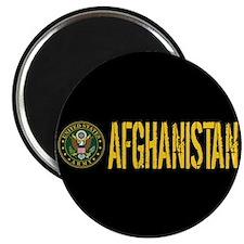 """U.S. Army Afghanistan 2.25"""" Magnet (100 pack)"""