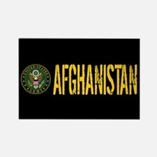 U.S. Army: Afghanistan Rectangle Magnet (10 pack)