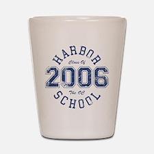 Harbor Class Of 2006 The OC Shot Glass