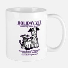 Holiday Vet Services Mugs