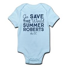 Go Save The World Summer Roberts The OC Body Suit