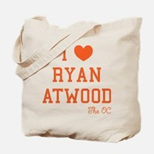 I Love Ryan Atwood The OC Tote Bag