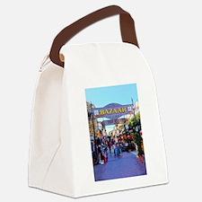 A Taste of Turkey Canvas Lunch Bag