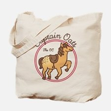 Cute Captain Oats The OC Tote Bag