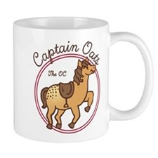 Cute Captain Oats The OC Mugs