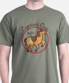 Cute Captain Oats The OC T-Shirt