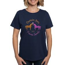 Captain Oats Princess Sparkle The OC T-Shirt
