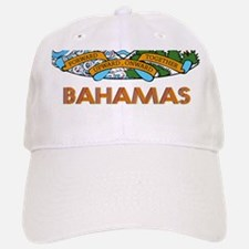 Coat of Arms BAHAMAS Baseball Baseball Cap