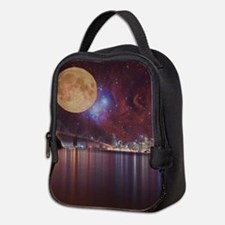Strange Skys Neoprene Lunch Bag