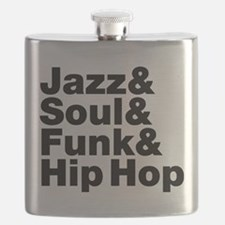 Jazz & Soul & Funk & Hip Hop Flask
