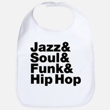Jazz & Soul & Funk & Hip Hop Bib