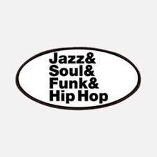 Jazz & Soul & Funk & Hip Hop Patch