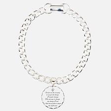Serenity Prayer Bracelet Bracelet