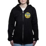 USS ROBISON Women's Zip Hoodie