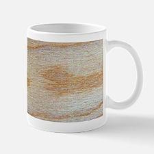 Unique Wood Grain Pattern Gordon's Fave Mugs