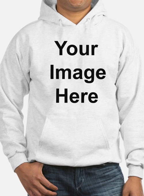 Mens Apparel Front Picture Hoodie