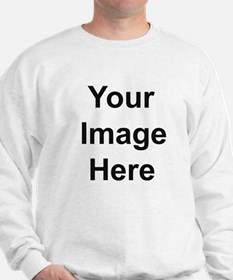 Mens Apparel Front Picture Sweatshirt