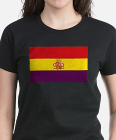 Flag of the Second Spanish Republic T-Shirt