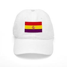 Flag of the Second Spanish Republic Baseball Cap