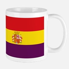 Flag of the Second Spanish Republic Mugs