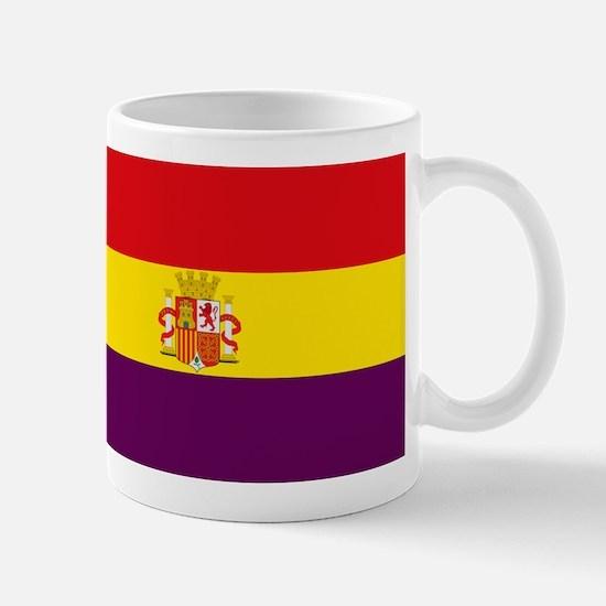 Flag of the Second Spanish Republic Mugs