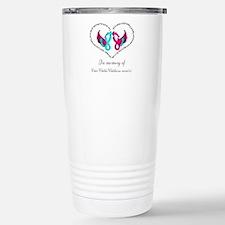 Custom Pregnancy Infant Loss Travel Mug