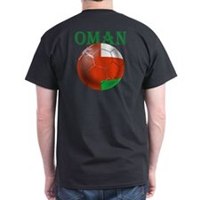 Oman Football T-Shirt