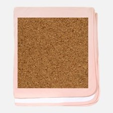 Cool Chic Cork Stanley's Fave baby blanket