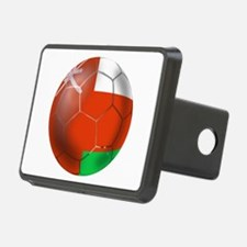 Oman Soccer Ball Hitch Cover