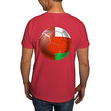 Oman Soccer Ball T-Shirt