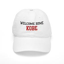 Welcome home KOBE Baseball Cap