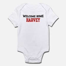 Welcome home HARVEY Infant Bodysuit