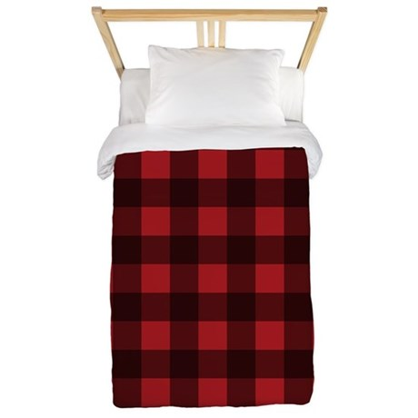 Buffalo Plaid Twin Duvet By Admin Cp16710360